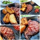Grilled Australian Sirloin Steak