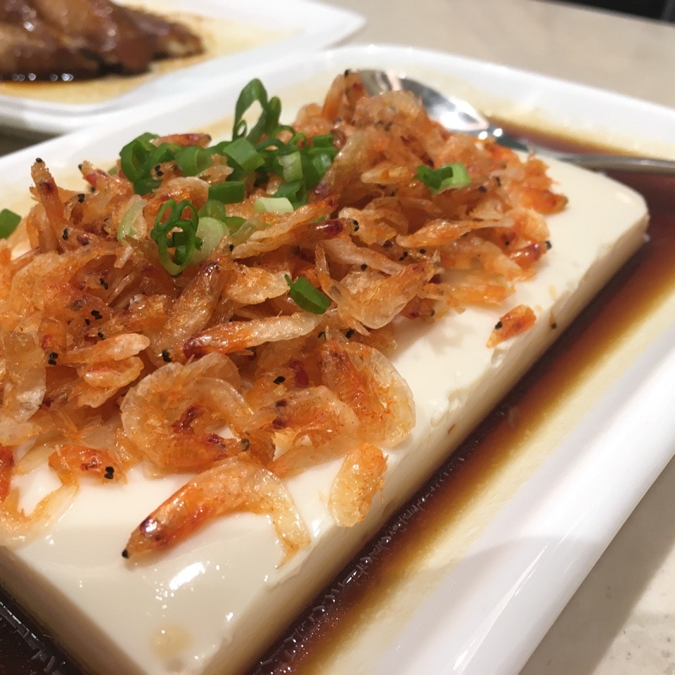 A Slab Of Tofu!