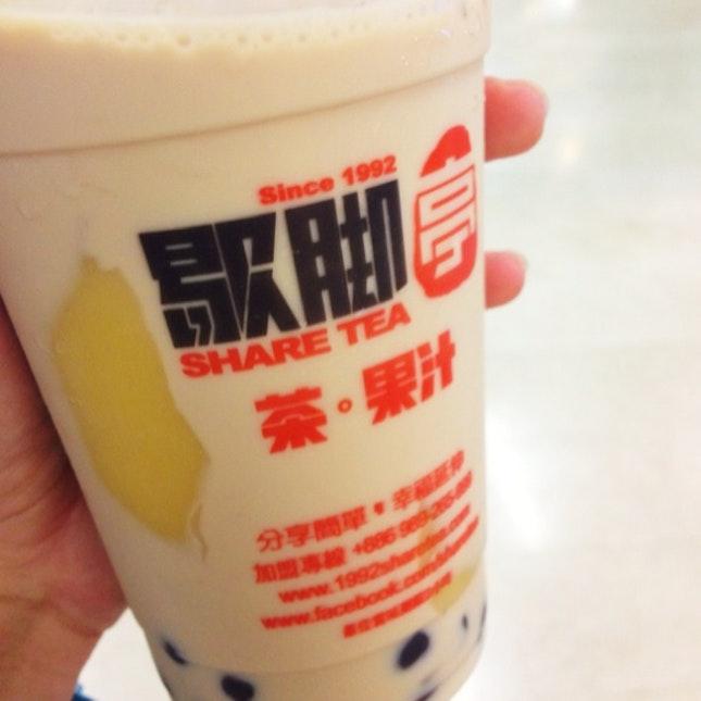 Pudding Milk Tea
