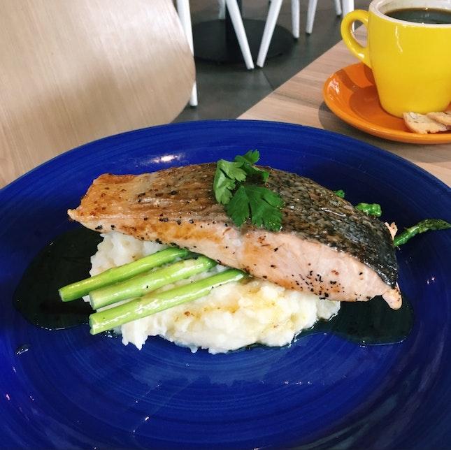 Pommery Salmon (RM28)