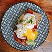 Eggs On Toast ($13)
