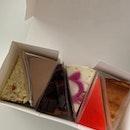 3-For-3 Cake Slices
