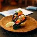 JYPSY Salmon Tacos