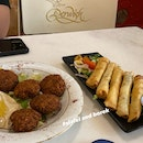Falafel And Borek