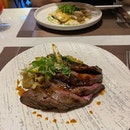 Charcoal Grilled Australian Wagyu Bavette Steak