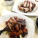 Roast Duck, Cha Shao And Shao Rou