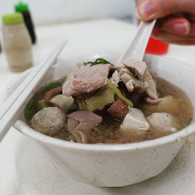 Need a nice warm soup boost for the cold weather?