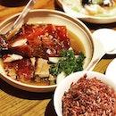 Sumptuous dinner meal at Dian Xiao Er!