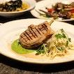 Jamie's Italian Pork Chop.