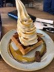 Waffles Ice Cream