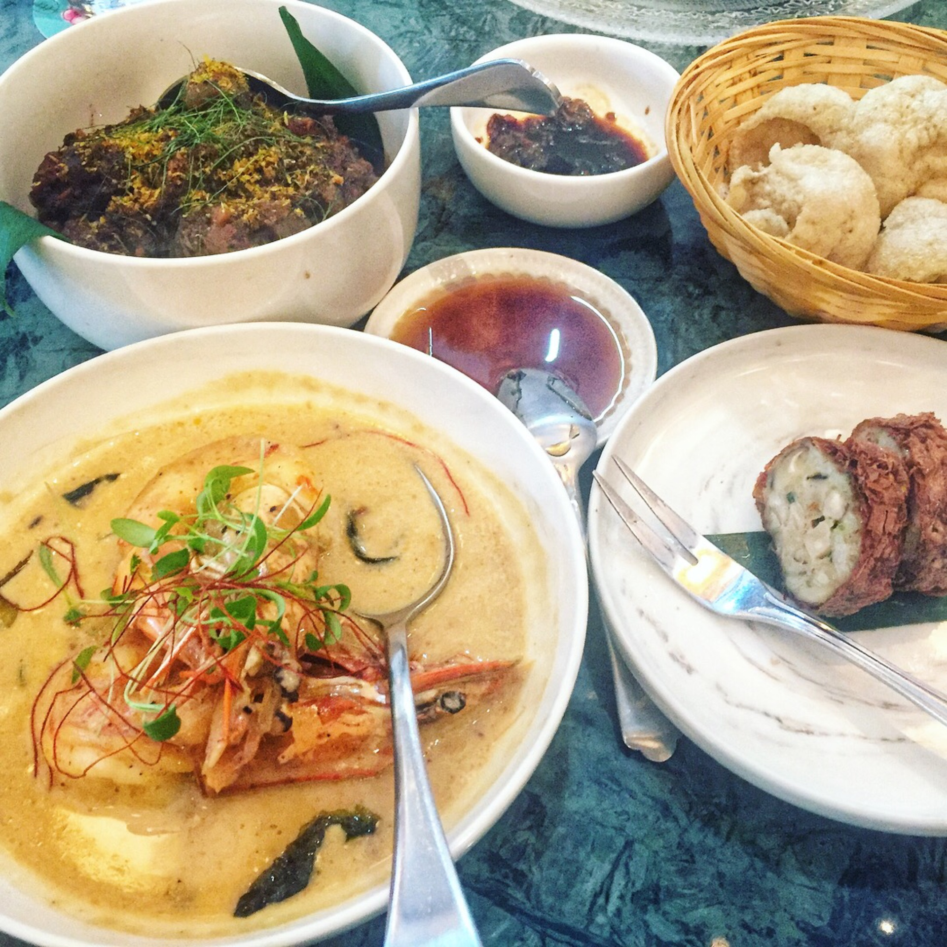 Very Nice Peranakan Dishes!