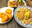 Thai Dinner At Reasonable Price