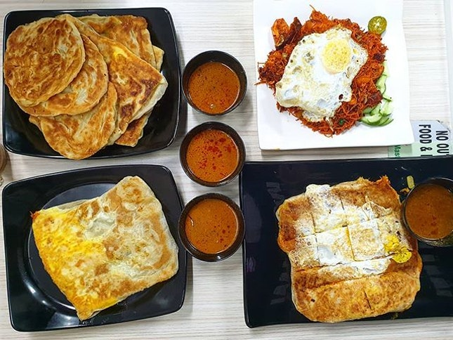Without you I am Kosong because you prata up my life.
