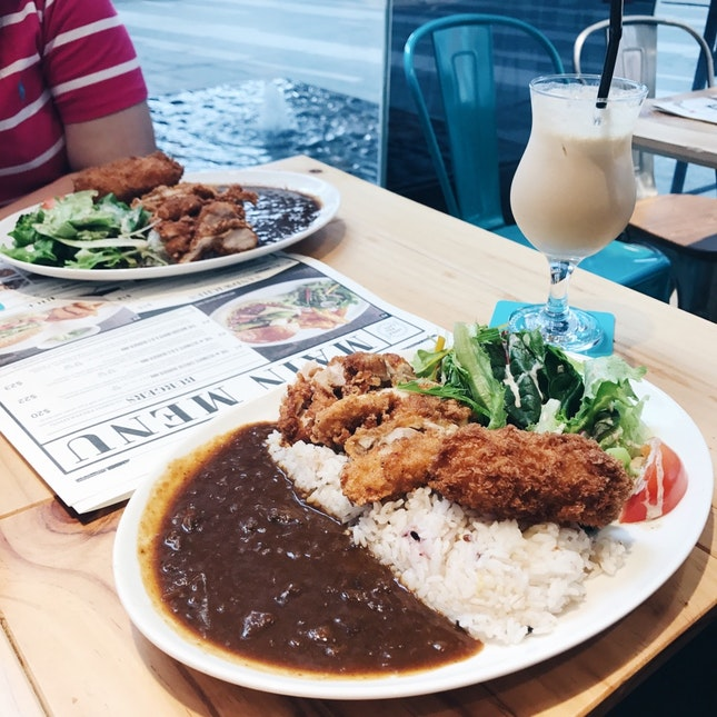 Watashino Curry Rice (S$18++)