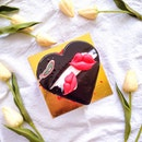 Valentine's Day is just around the corner and Icing Room has introduced a selection of cakes for the special occasion.