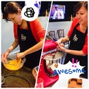 To sum up my macaron making experience!