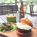 Introducing Timbre's Sunday Burgers Originals!