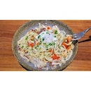 | 🍝 Generous serving of Homemade Pasta、 With a huge punch of Truffle every mouth。 ...