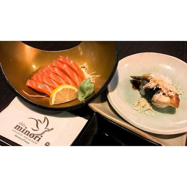 | 🍱 Indulgence on Japanese Buffet Spread 。 ...