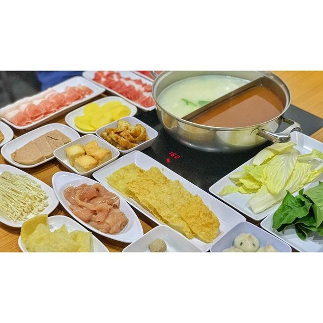 | 🍲 Feels similar to having Hotpot at home 。...