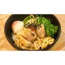 | 🍲 You can't go wrong with Mentaiko Udon 。...