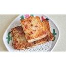   🥕 Crispy Fragrance Fried Carrot Cake 。...