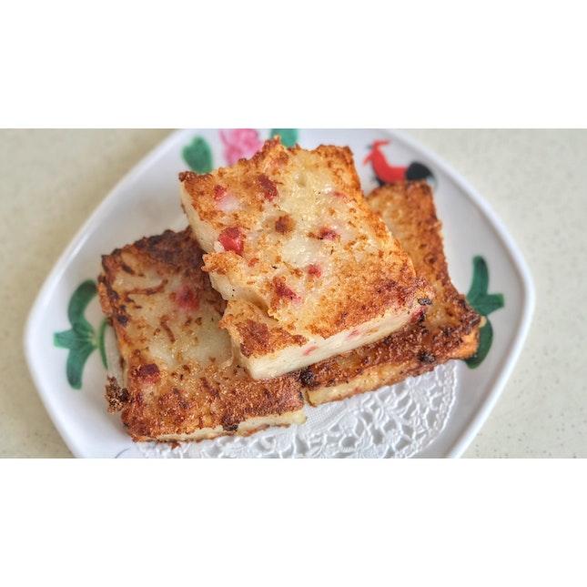 | 🥕 Crispy Fragrance Fried Carrot Cake 。...