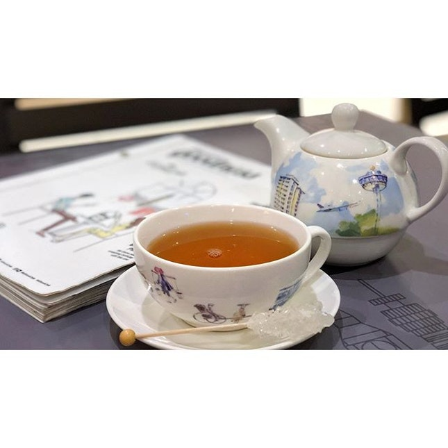 | 🍃 Sipping cup of Honey Black Tea 。...