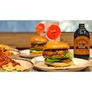 · 🍔 Surprisingly Tasty Salmon Burger !...
