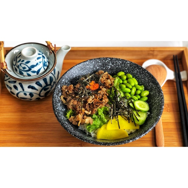 · 🍱 No-Frill Japanese Don  。...