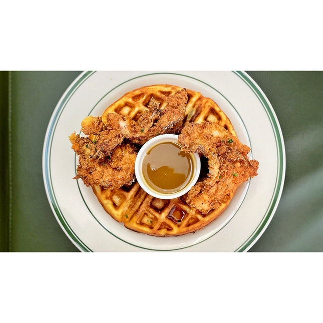 · 🍗 Oh My Fried Chicken !...