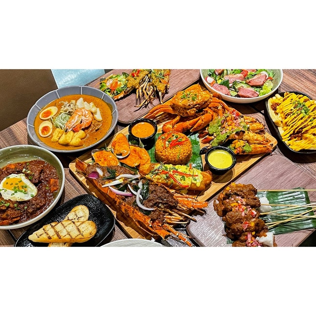 · 🦞 Celebration of Flavours 。...