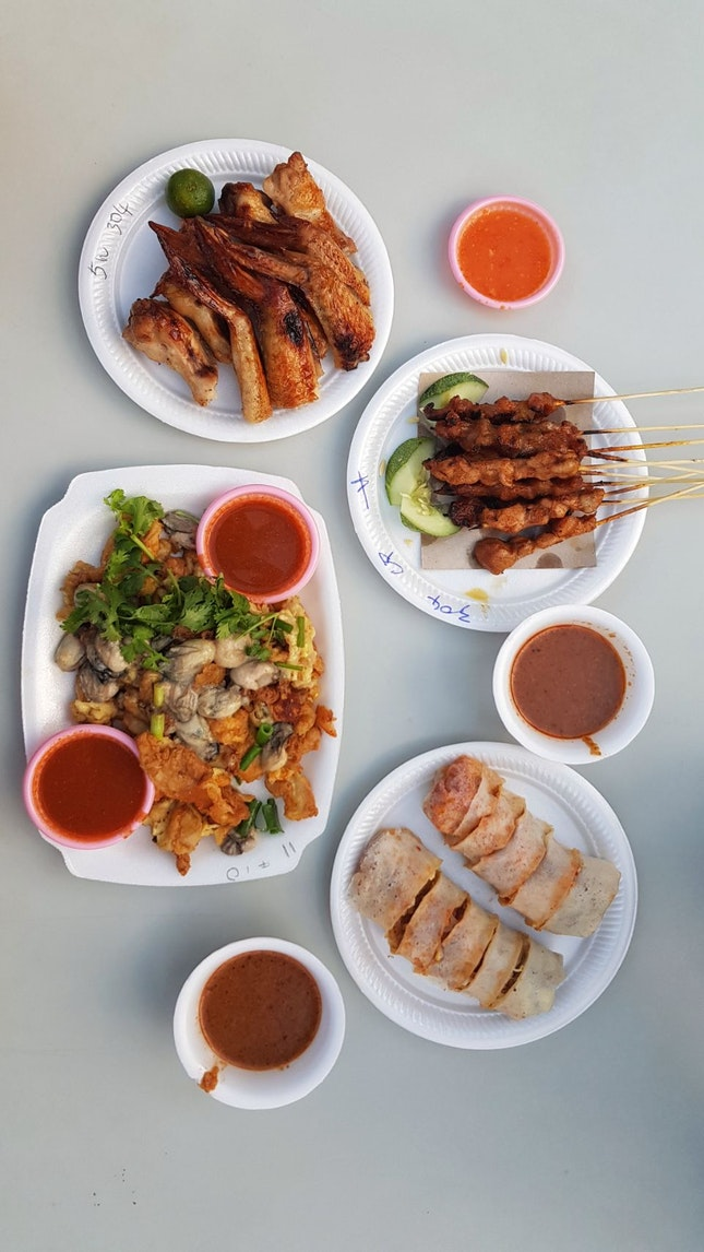 Food U Have To Try At Newton Hawker Centre