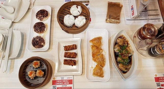 Hawker Food + Dim Sum  🥘