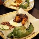 Nasi Lemak Interesting Nasi Lemak at walaku cafe (thanks @hungrycouple.sg) as we have new meets old!