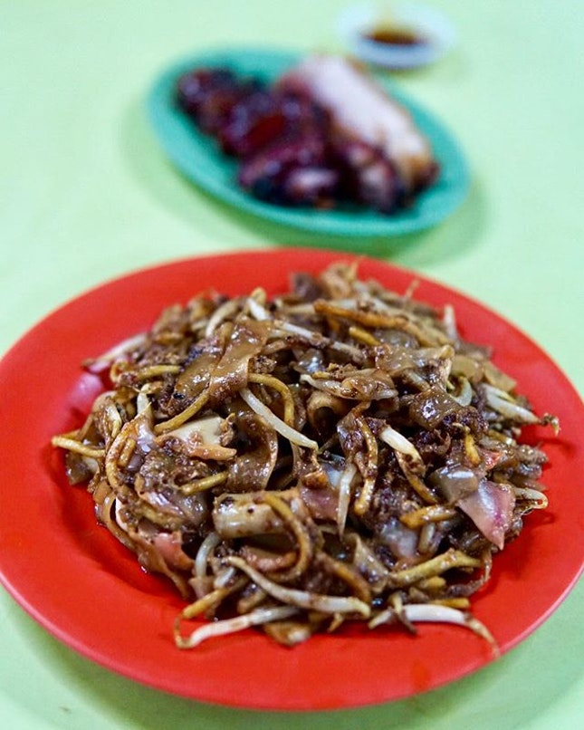 Char Kway Teow Some say this is the best, but I hadn't taken enough Ckt to compare.