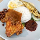 Nasi Lemak Sometimes what you u need is some simple comfort food like.....