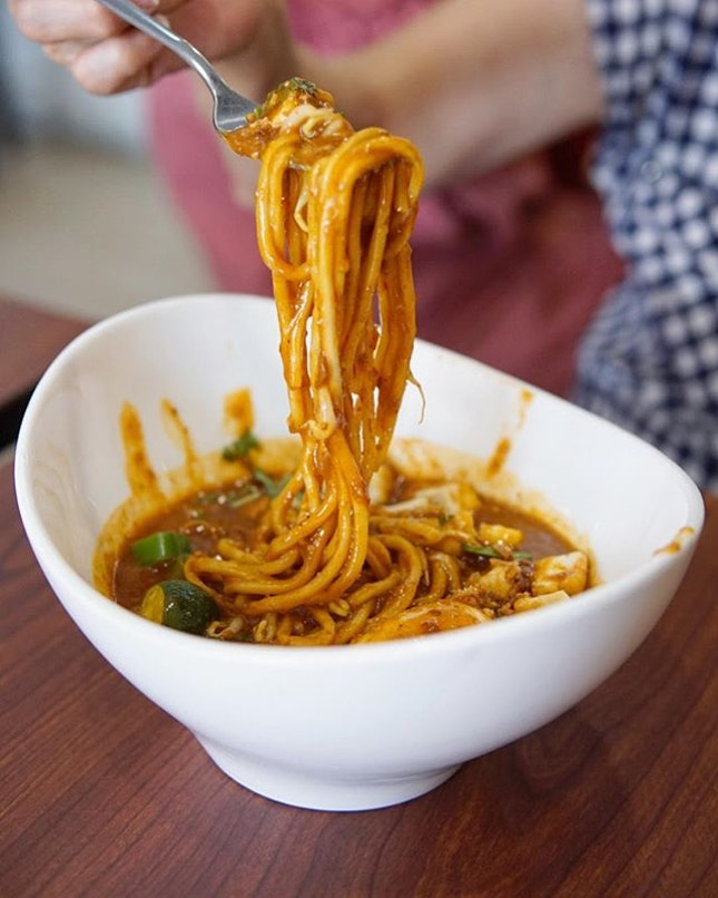Mee Rabus The humble Mee Rabus is certainly available everywhere but not anywhere serves you a good bowl!