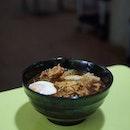 Black Pepper Pork Horfun This is a good bowl of horfun.