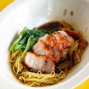 Wanton Noodles Finally manage to try this and to my surprise?!
