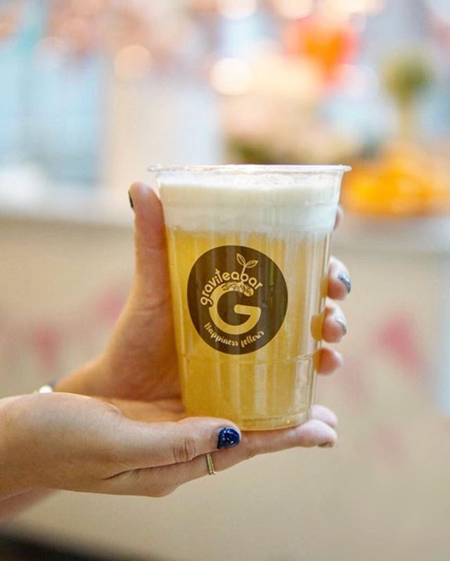Gravitea  Want a tea that is made fresh from using the best ingredients and made with love from beginning to end?