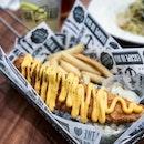 Cheesy Affair (Fish & Chip)