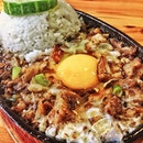 Sisig at Iskina.....