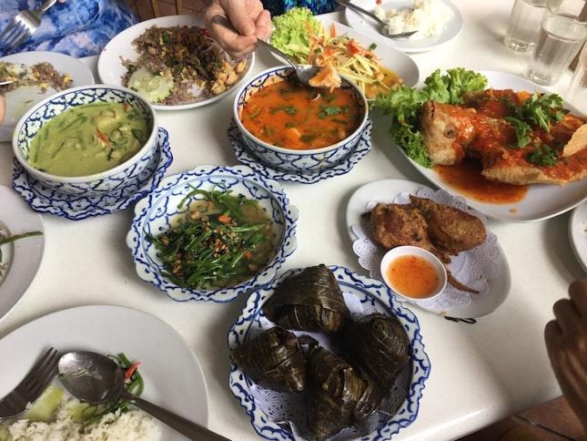 Thai Thai Life