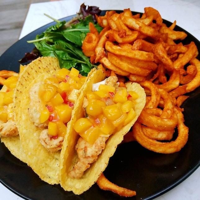 Fish Tacos ($23++)