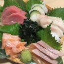 Sashimi (5 kinds) ($28.80)