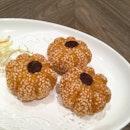 Sichuan Pumpkin Pancake ($5)