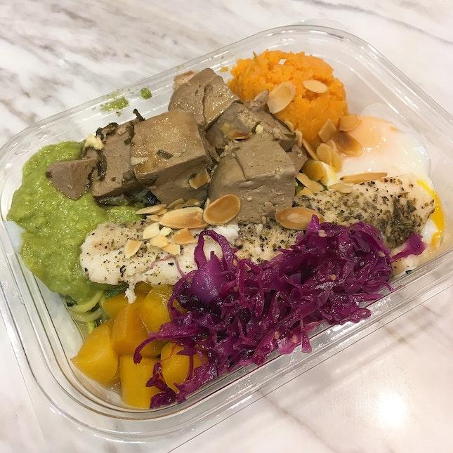 DIY Salad $13.90