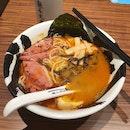 Menya Musashi Kafu (Raffles City)