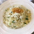 Fried Rice With Crabmeat And Egg White ($18.80)